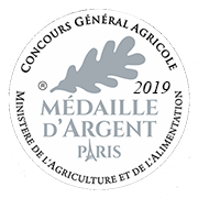 Medaille argent 2019