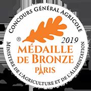 Medaille de bronze 2008