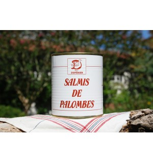 SALMIS DE PALOMBES