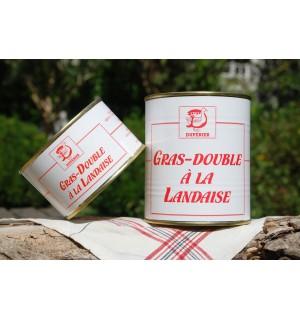 GRAS DOUBLE À LA LANDAISE