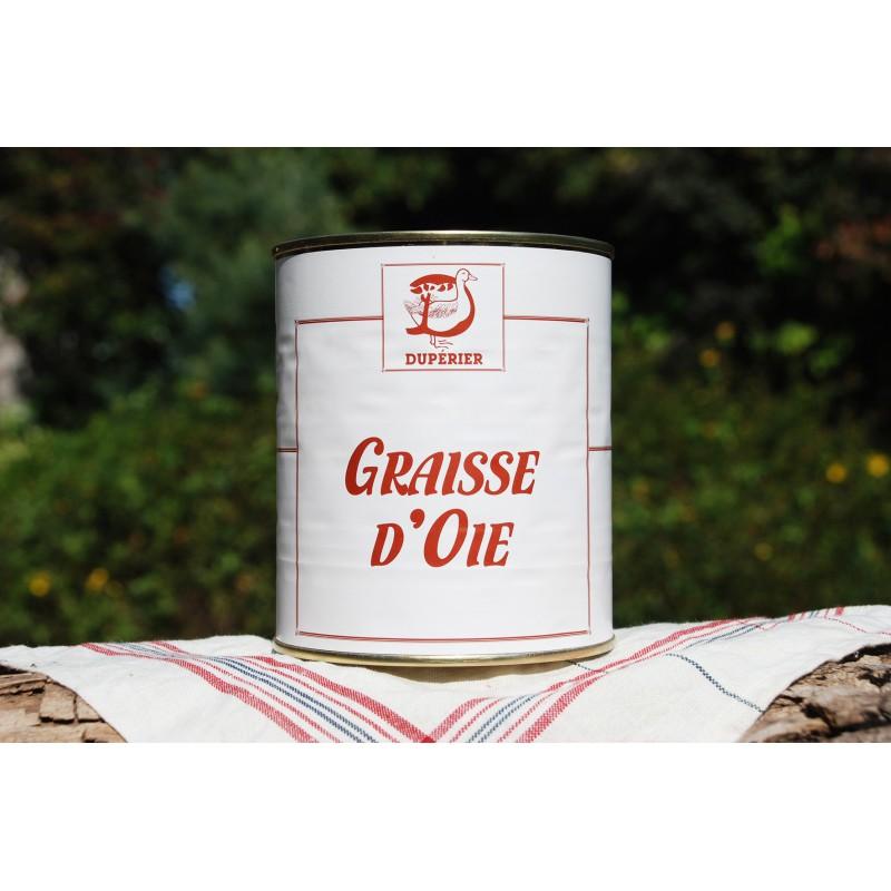 GRAISSE D'OIE